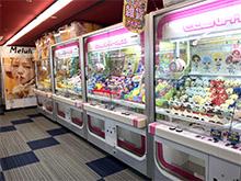 中野駅周辺でクレーンゲームができるスポット「アドアーズ中野店」内観