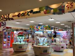 淵野辺駅周辺でクレーンゲームができるスポット「プレビアメリア町田根岸店」内観