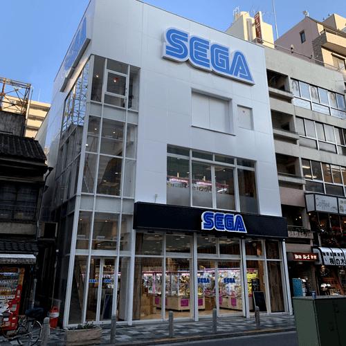 赤羽駅周辺でクレーンゲームができるスポット「セガ赤羽駅前」
