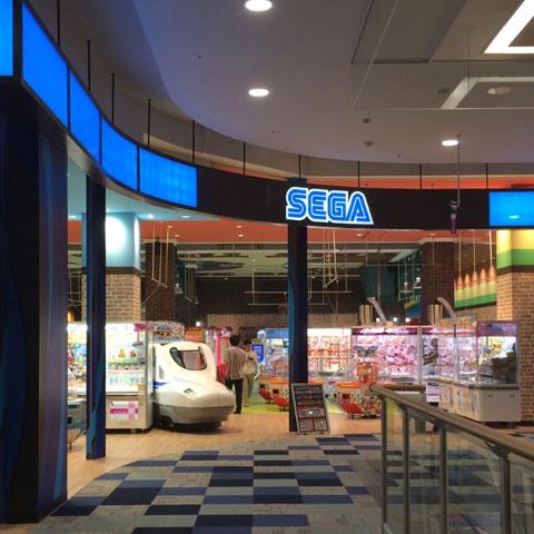 JR埼京線 北与野駅周辺でクレーンゲームができるスポット「セガ与野」