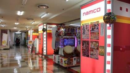 JR京浜東北線 王子駅周辺でクレーンゲームができるスポット「namco王子サンスクエア店」