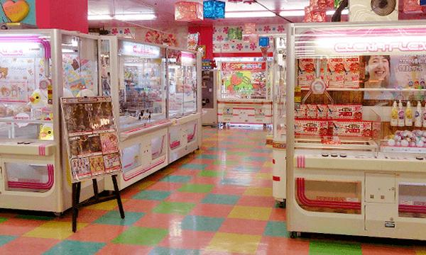 キャッツアイ&レジャスポ狭山店 内観